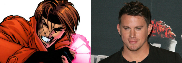channing and gambit