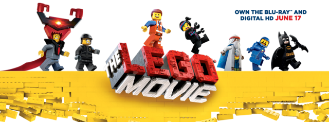 lego movie release banner