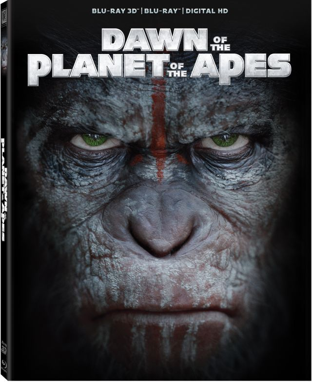 Hail Caesar! Dawn of the Planet of the Apes Hitting DVD and Blu-ray This December – ComingSoon.net