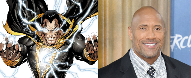 johnson black adam