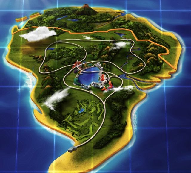 Jurassic World mAP 640