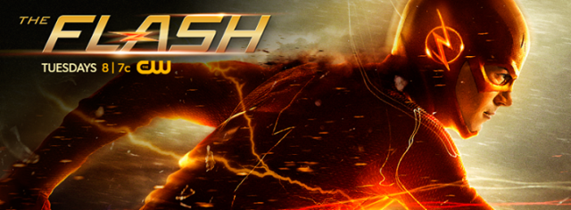 The Flash promo.