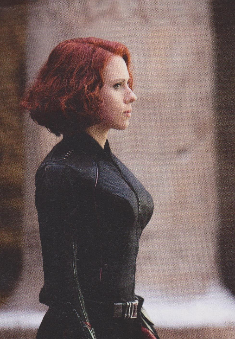 Black Widow Age Ultron: The Avengers Assemble In Empire's Age Of Ultron Cover