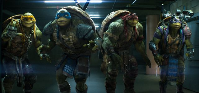 Shredder and Karai Spotted in New Teenage Mutant Ninja Turtles 2 Set Photos