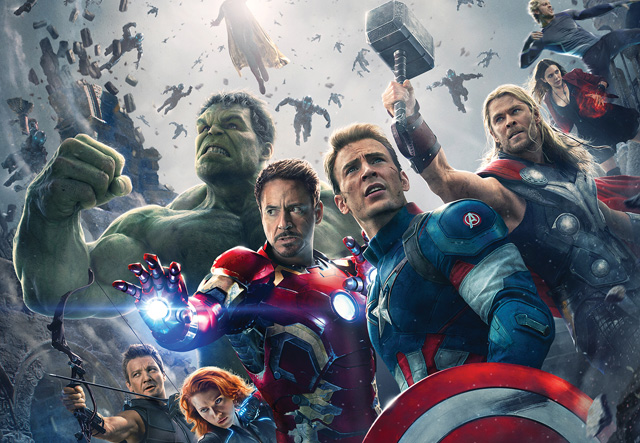 Avengers: Age of Ultron Set to Pass $1 Billion at Global Box Office Today