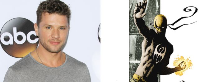 Is Ryan Phillippe Up for Marvel's Iron Fist?