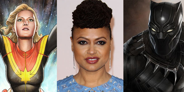 A rumor claims that Ava DuVernay is in talks to direct an upcoming Marvel Studios film!