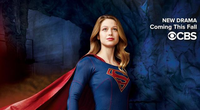 More Supergirl Footage Debuts in New Promo for CBS Series