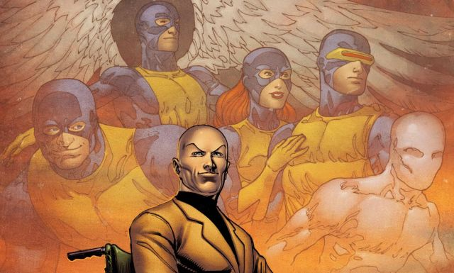 Head Back to the Xavier Mansion in New X-Men: Apocalypse Set Photo