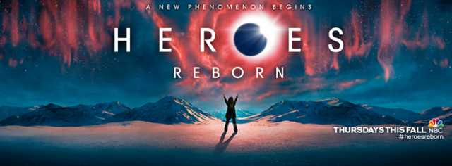 The New Heroes Reborn Trailer is Here!