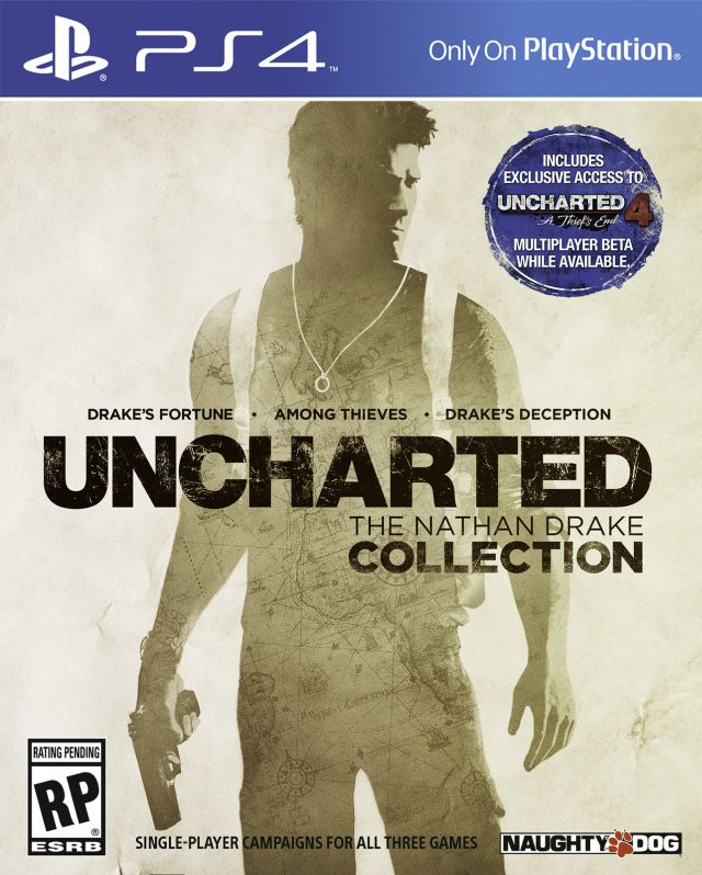 uncharted collection image