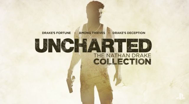 Uncharted: The Nathan Drake Collection Coming in October