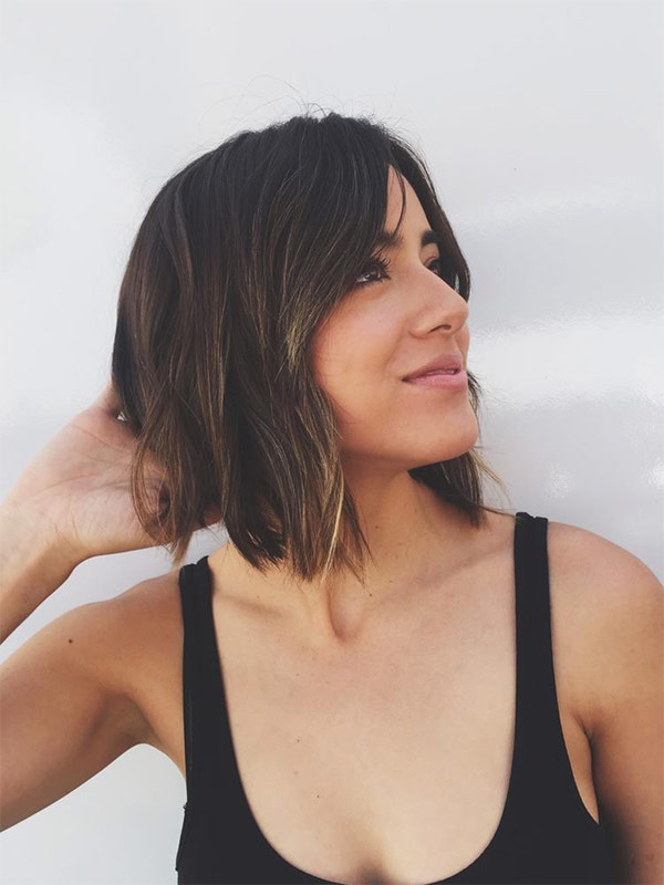 Marvel's Agents of SHIELD Star Chloe Bennet Reveals Daisy Johnson Haircut.