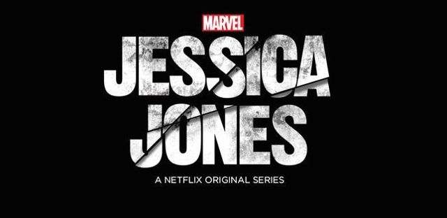 Marvel Releases the Official Jessica Jones Logo