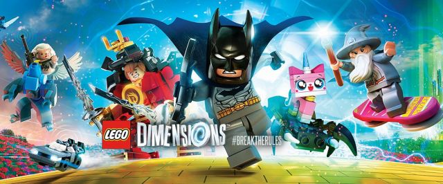 Meet the Stellar Voice Cast of LEGO Dimensions in New Trailer