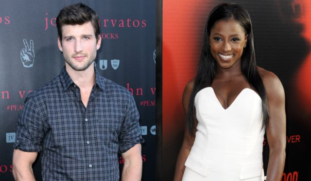 Rutina Wesley and Parker Young Join Arrow Season 4 Cast.