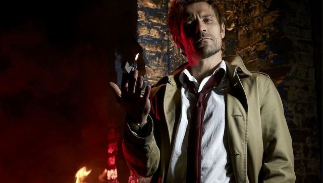 Matt Ryan to Guest Star as John Constantine on Arrow!