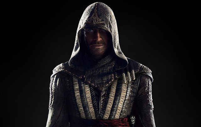 First Look at Michael Fassbender in the Assassin's Creed Movie!