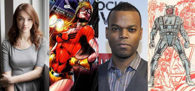 The Flash Adds New Villain and Hero to Season 2 Cast