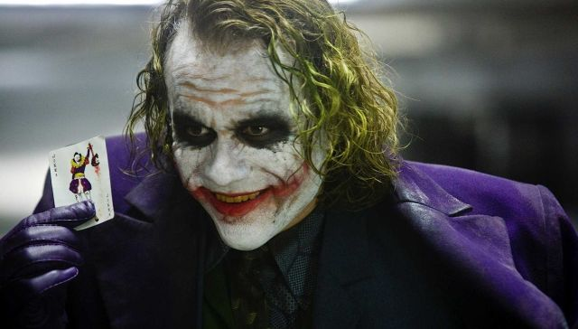 Take a Look Inside Heath Ledger's Joker Diary from The Dark Knight.