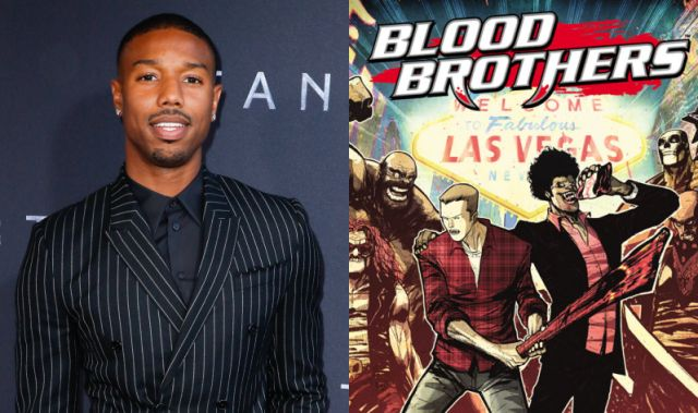 Michael B. Jordan in Talks for Vampire Comedy Blood Brothers