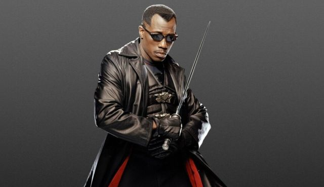 Wesley Snipes Continues to Tease 'Conversations' About a Return as Blade.