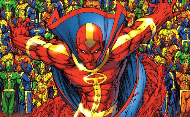 Red Tornado is played by Iddo Goldberg in the CBS series Supergirl