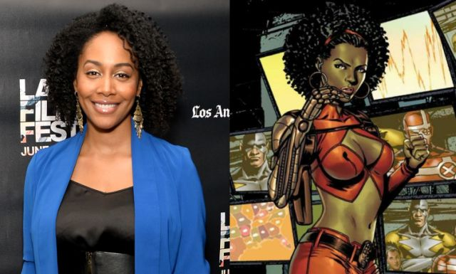 Simone Missick Joins Marvel's Luke Cage as Hero Misty Knight!