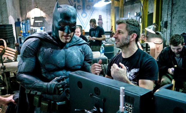 Image result for zack snyder dceu