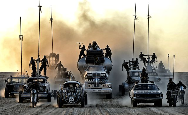 George Miller Confirms Two More Mad Max Sequels Are In Development