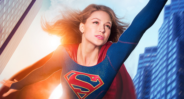 Martian Manhunter and Supergirl Take Flight in a New Supergirl Clip.