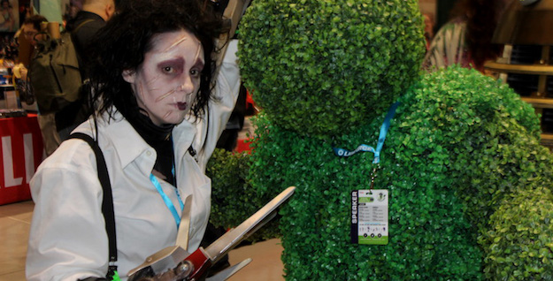 Check out our first Emerald City Comicon Cosplay from the Seattle event.