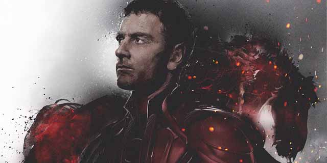 Here's a new Magneto poster!