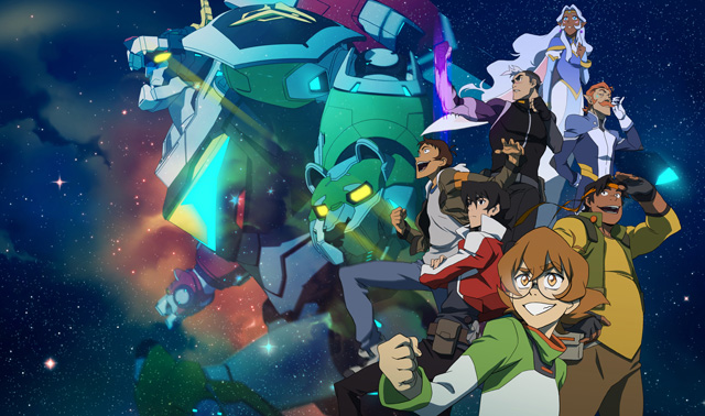 Voltron Legendary Defender Season 2 Coming Late 2016