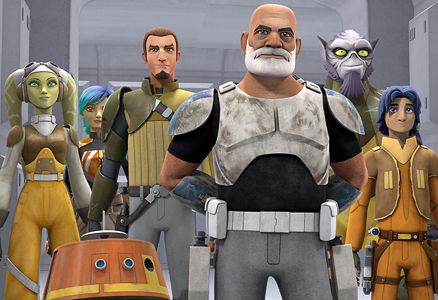 10 Things From Rebels Season 2 We Want in Star Wars Movies