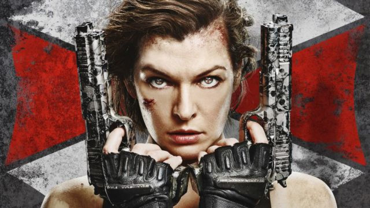 New Resident Evil The Final Chapter Trailer From Nycc