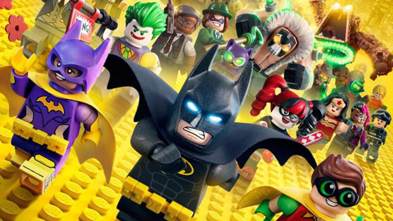 Lego Batman Movie Dvd And Blu Ray Set For June Release