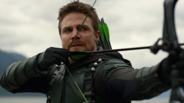 ARROW to End with a Shortened Season 8