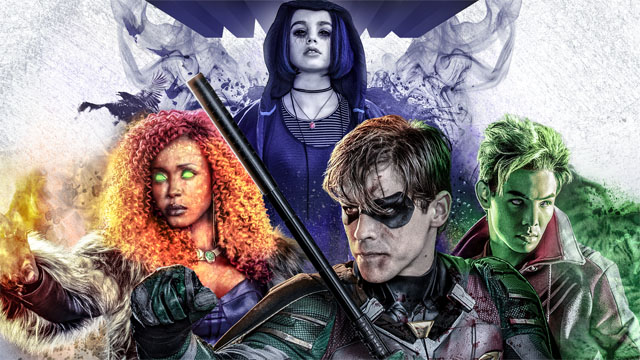 Titans Showrunner on the Season Finale's Post-Credits Scene