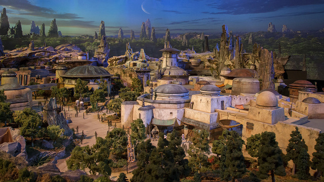 Star Wars Announces New Galaxy's Edge Tie-In Novels