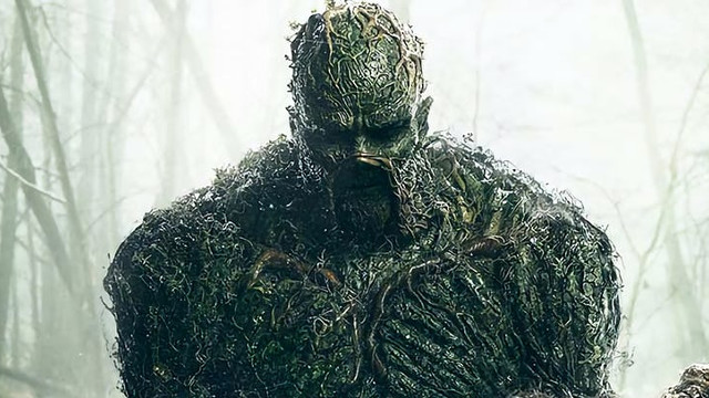 Swamp Thing canceled by DC Universe after one season