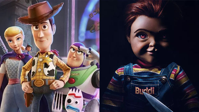 Toy Story 4 Beats Killer Doll At the Weekend Box Office