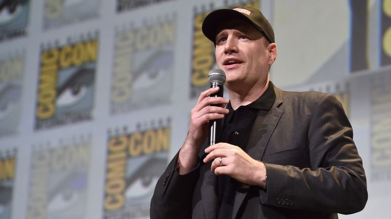 Kevin Feige Announced FANTASTIC FOUR and X-MEN…Kinda
