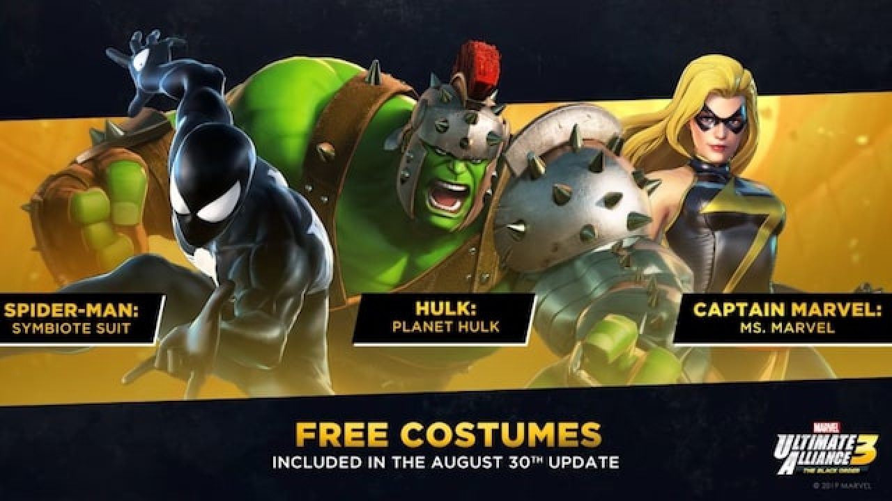 Marvel Ultimate Alliance 3 Reveals New Characters And Costumes Free shipping on orders of $35+ and save 5% every day with your target redcard. marvel ultimate alliance 3 reveals new