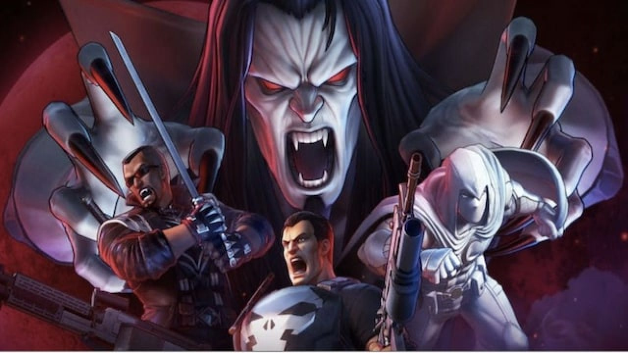 Marvel Ultimate Alliance 3 Curse Of The Vampire Dlc Drops Launch
