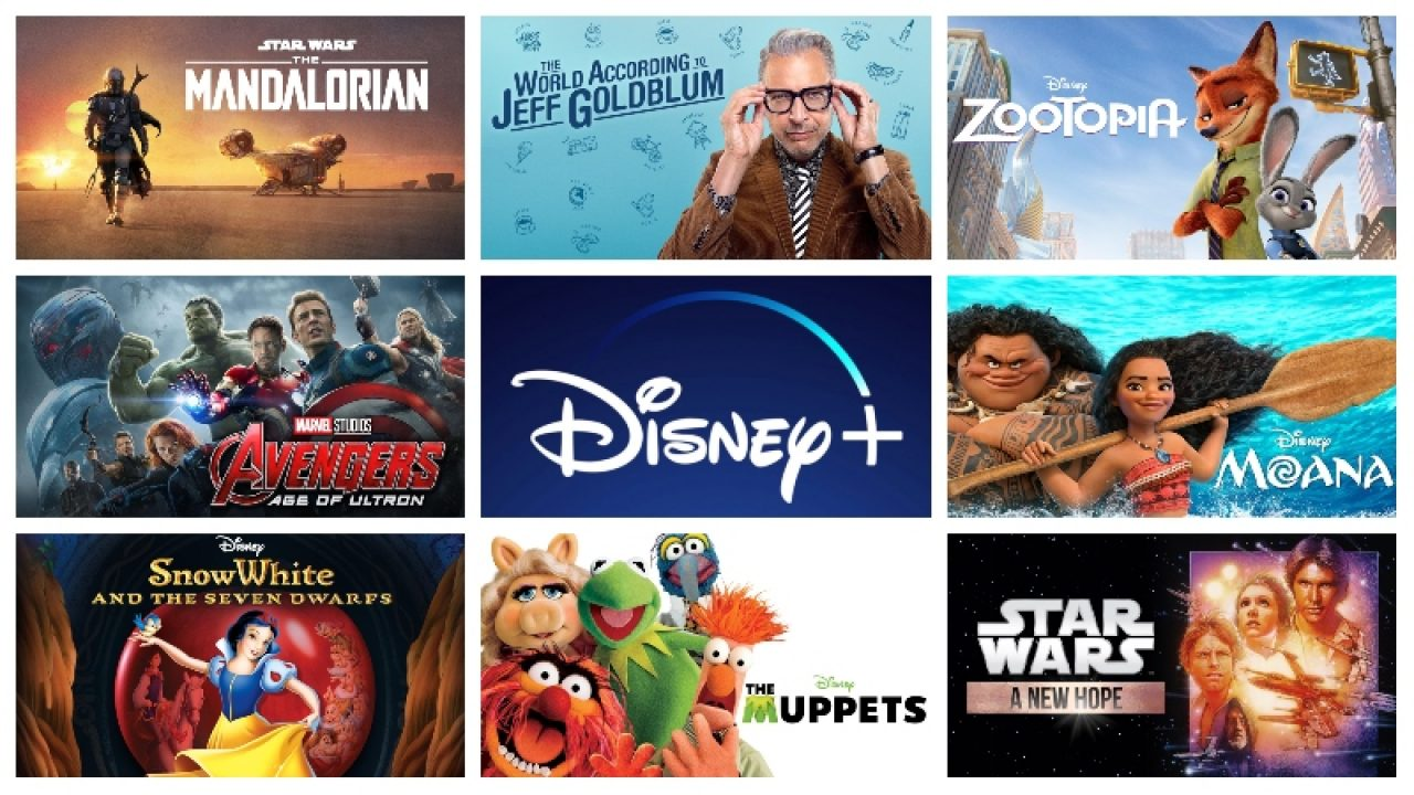Complete List Of Disney Plus Launch Titles Revealed Superherohype