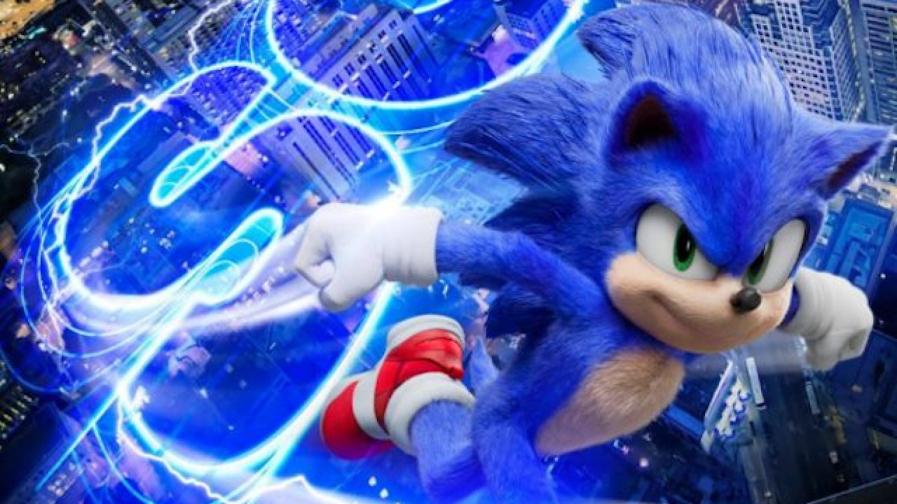 Sonic Speeds Up In New Sonic The Hedgehog International Posters