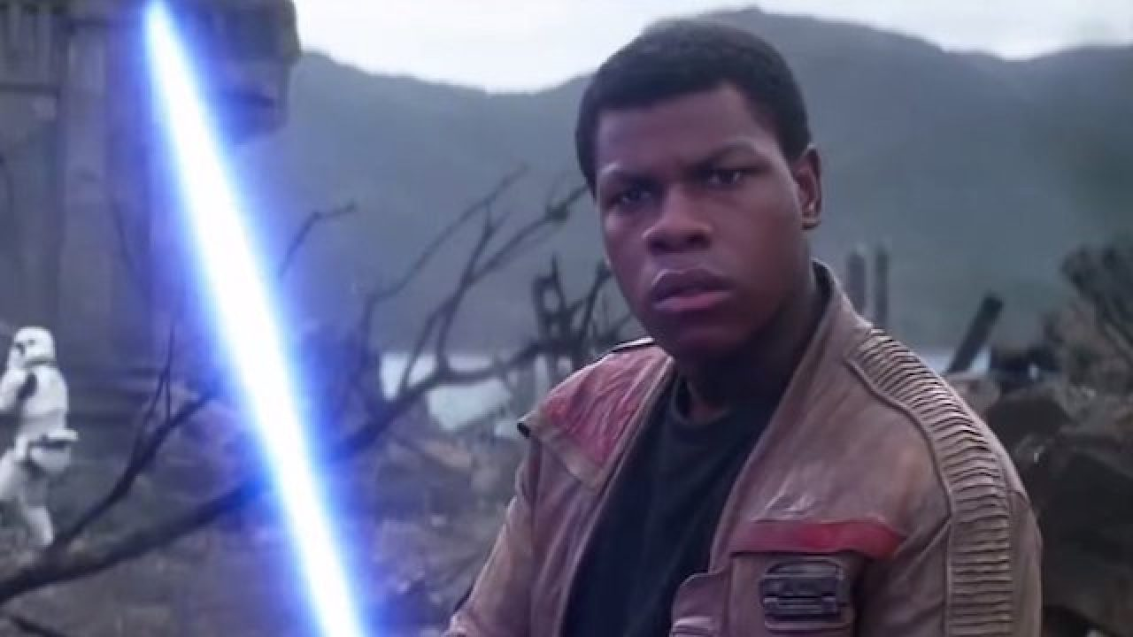 John Boyega Is Open to Returning for a Star Wars TV Show