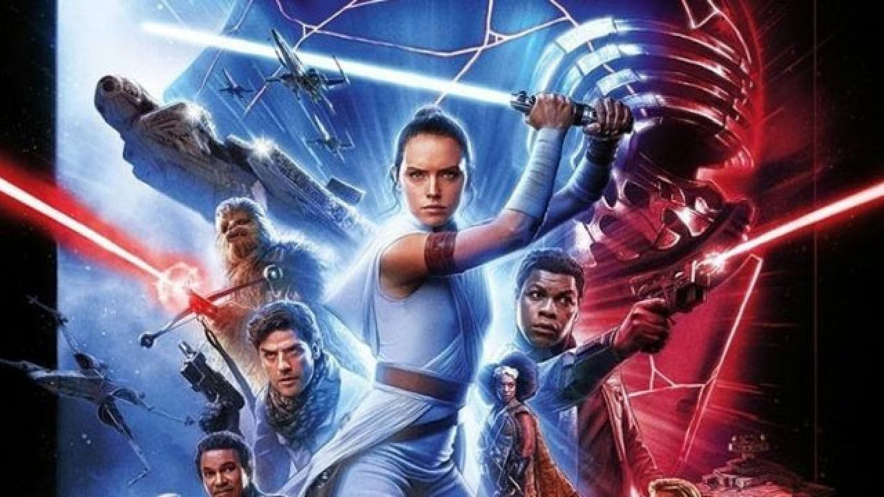 Star Wars The Rise Of Skywalker Blu Ray Review Cosmic Closure