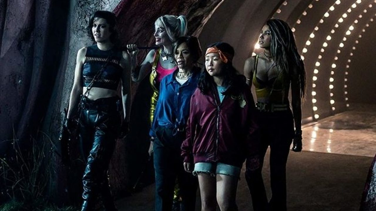 Birds Of Prey Tv Spot Harley Quinn Shows You How To Get Respect